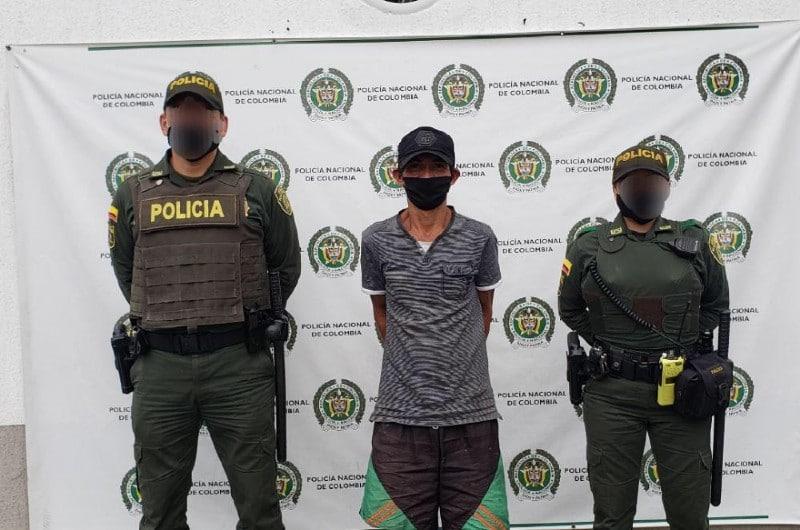 Hombre fue capturado en Tuluá por tráfico ilegal de armas de fuego