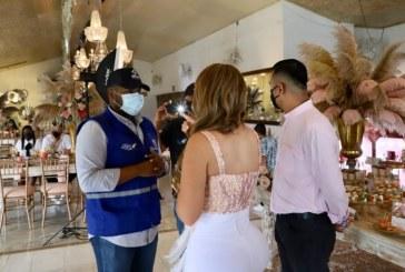 ¡Hoy! Autoridades sancionaron a más de 30 personas que celebraban un cumpleaños en el sur de Cali