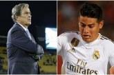 """""""Debe tener humildad y entendimiento"""": Jorge Luis Pinto contundente sobre situación de James Rodríguez"""