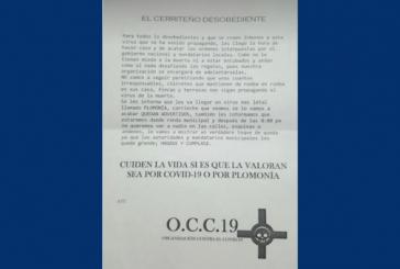 Autoridades buscan a los autores de panfletos que amenazan a la comunidad en El Cerrito