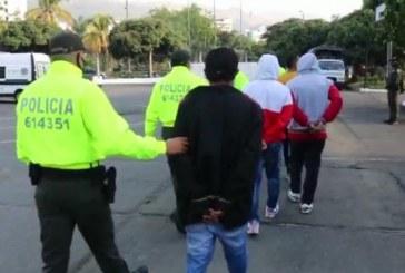 A la cárcel 9 presuntos integrantes de grupo criminal de tráfico de estupefacientes en Yumbo
