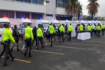 """Capturados 14 presuntos integrantes de banda criminal """"Los Maniceros"""" en Cali"""