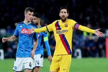 La UEFA habló sobre la situación de la sede para el partido Fc Barcelona vs Napoli