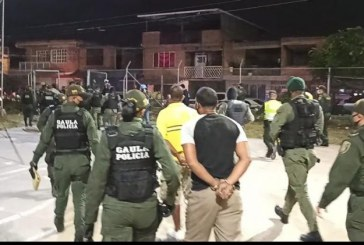 Megaoperativo de la Policía contra banda multicriminal ' Los Haitianos', hay más de 20 capturas