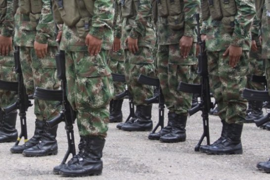 Positivo para Covid-19 12 soldados del Ejército Nacional en Popayán