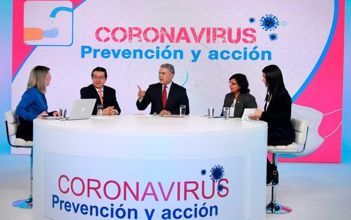 Oposición solicita suspensión del programa 'Prevención y Acción' del presidente Iván Duque
