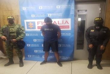 A la cárcel presunto extorsionista que se hacía pasar por disidente de las FARC en Sevilla