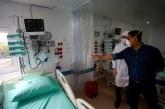 Por escasez de medicamentos, fueron cerradas 110 camas UCI en el Valle