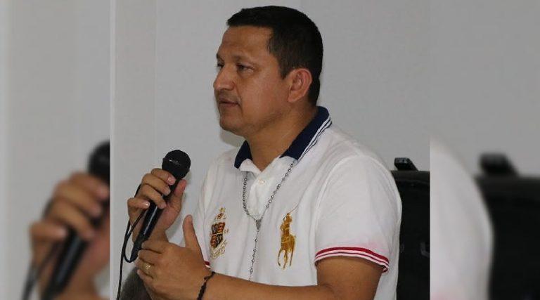 Gobernador del Putumayo, positivo para COVID-19, recibe atención en clínica de Cali