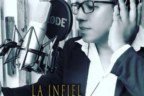 """Rey Martin lanza su nueva canción titulada """"La infiel"""""""