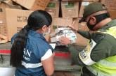 Maquinaria industrial fue retenida por irregularidades en Puente Tierra, Cauca