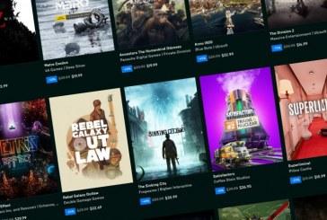 Estos son los nuevos juegos gratuitos en la epic store para esta semana