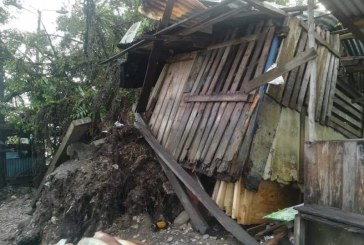 Más de 30 viviendas afectadas y daños al cableado eléctrico dejó torrencial aguacero en Buenaventura