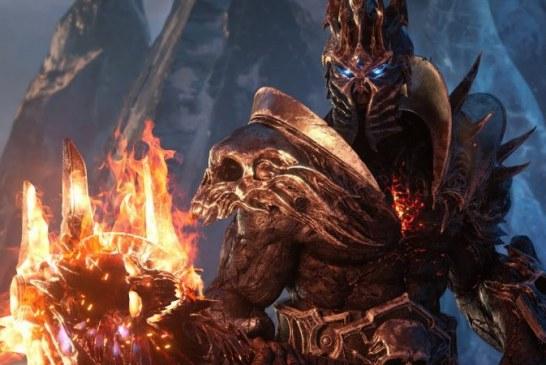 World of Warcraft se actualiza con su nueva expansión: Shadowlands