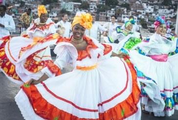 """XXVI versión del Festival internacional de danza folclórica """"Mercedes Montaño"""""""