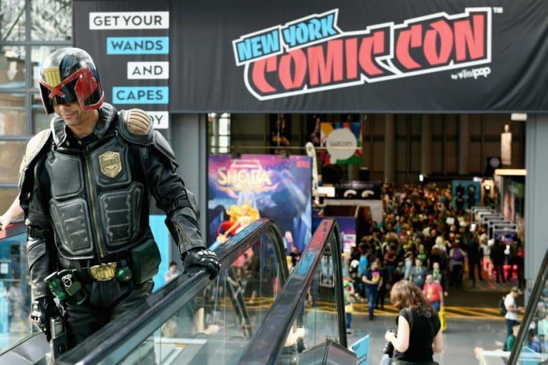 Comic-Con de Nueva York es cancelada por emergencia sanitaria de COVID-19