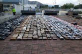 Fiscalía incauta una tonelada de marihuana que fue hallada en Yumbo