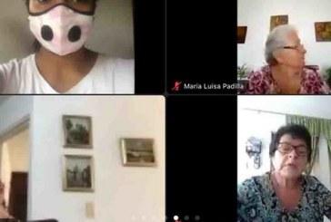 Conozca las actividades virtuales para los adultos mayores durante la cuarentena