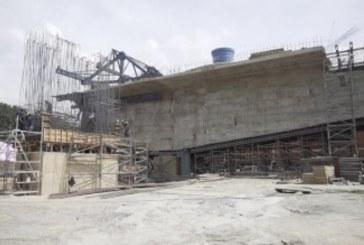 Avanza la construcción del nuevo puente de Juanchito