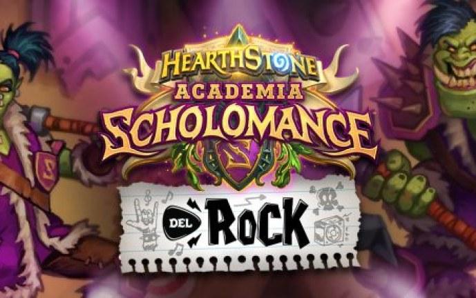 """¡Gamers! Blizzard lanza el concurso """"Academia Scholomance del Rock"""""""