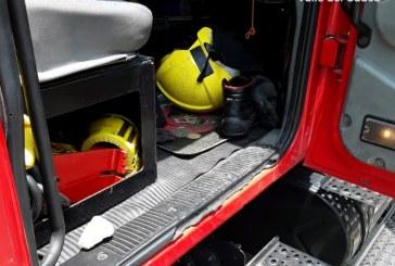 Bomberos de Cali fueron recibidos a piedra cuando iban a atender incendio en Potrero Grande