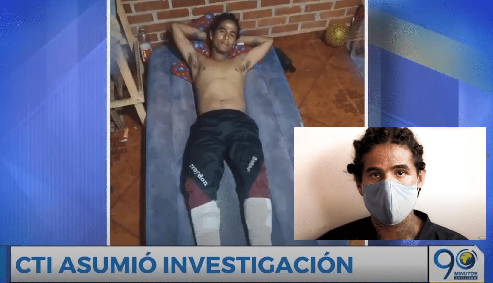 En hechos confusos, malabarista de Cali recibió siete disparos en su pierna