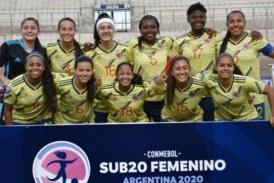 Cali: Sede de entrenamiento de la Selección Colombia Femenina Sub 20