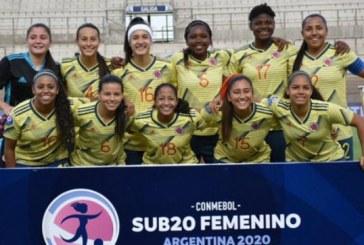 Selección Colombia Femenina enfrentará a USA en duelos preparatorios