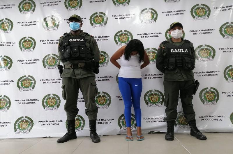 Mujer que secuestró a recién nacida en Buenaventura fue judicializada