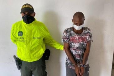 Capturado alias 'Nano' por homicidio a un ciudadano en Puerto Tejada