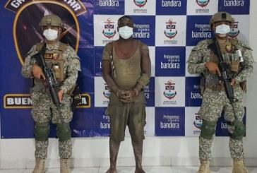 Por secuestro extorsivo a un ciudadano, a la cárcel alias 'Guicho' en Buenaventura