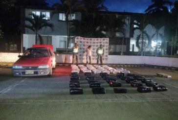 A la cárcel presunto responsable por tráfico de estupefacientes en Riofrío