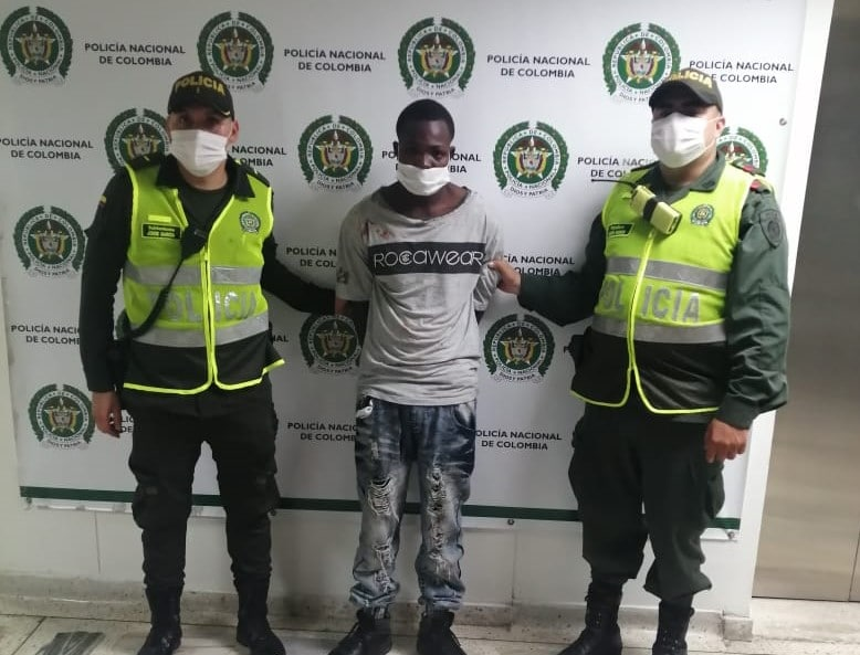 Buenaventura: Casa por cárcel para presunto responsable de agredir a un policía