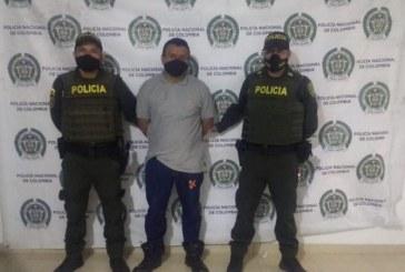 Por caso de violencia contra su pareja, a la cárcel responsable en San Pedro