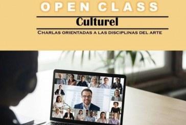 Culturel regresa con charlas orientadas a la disciplina del arte