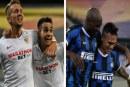 Sevilla vs Inter, duelo de campeones en la final de Europa League