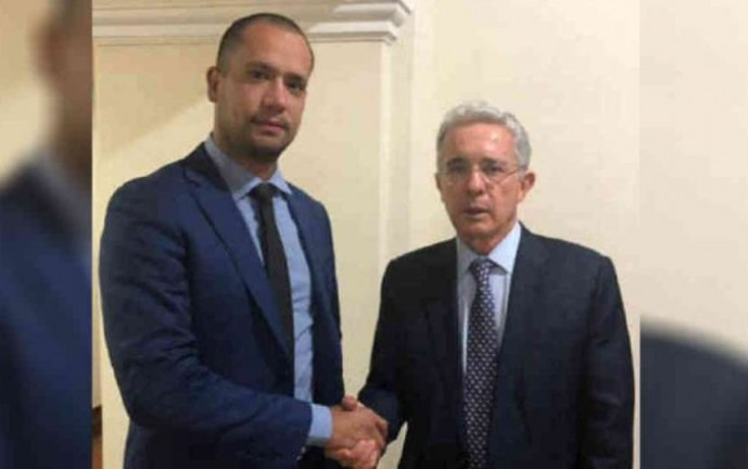 Medida de detención domiciliaria para Diego Cadena, abogado de Álvaro Uribe