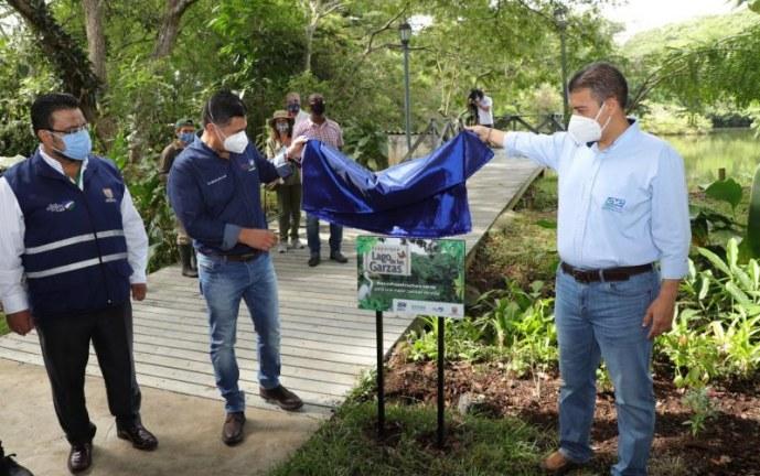 Ecoparque de Las Garzas tiene nueva cara: renovaron zona de fauna y flora en Cali