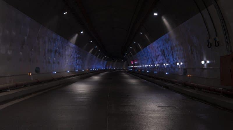 Tras años de retraso, este viernes 4 de septiembre comenzará a operar el 'Túnel de la Línea'