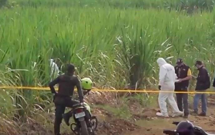 Revelan el rostro del tercer responsable de la masacre en Llano verde