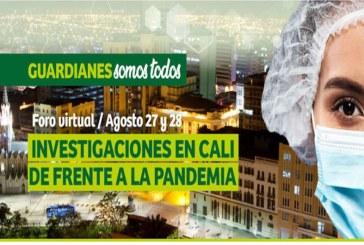 Abren convocatoria para reconocer investigaciones realizadas durante la pandemia en Cali