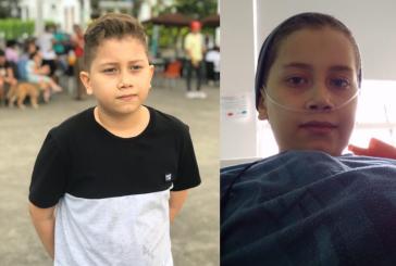 Dolorosa espera por un trasplante de un niño de 12 años. Su vida está en riesgo