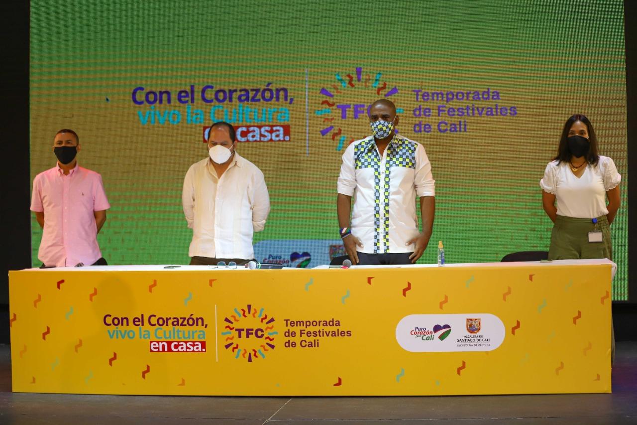 Cali: primera ciudad latinoamericana en realizar Festivales Culturales Virtuales
