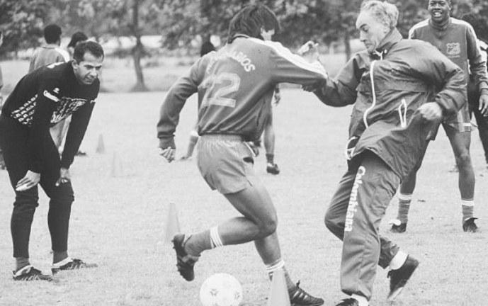Falleció Vladimir Popovic, legendario técnico del Deportivo Cali, campeón en 1974