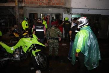 Fin de semana con toque de queda y operativos policiales dejó 16 capturados y 8 muertes en Cali