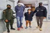 Fiscalía capturó a una pareja responsable de maltrato a menor de edad en Cali