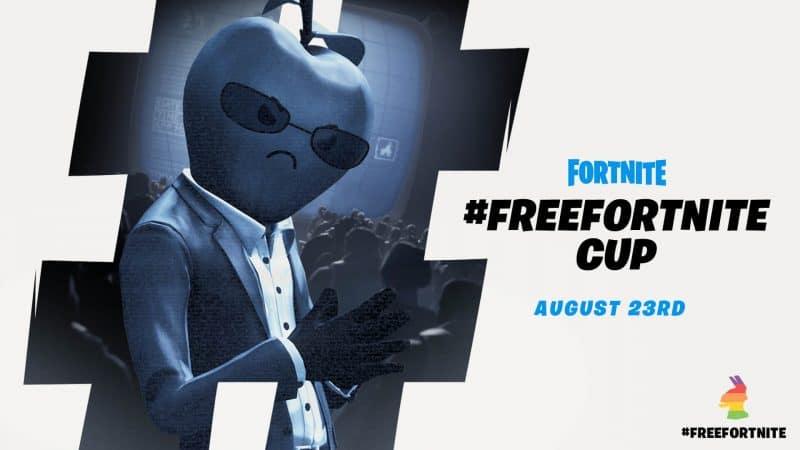 Epic Games: Fortnite celebrará un evento frente a lucha contra Apple