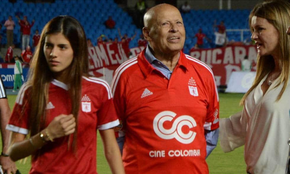 Falleció Gabriel Ochoa, uno de los técnicos más representativo de Colombia