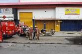 Incendio en barrio Alfonso López de Cali dejó atrapado a un joven de 19 años