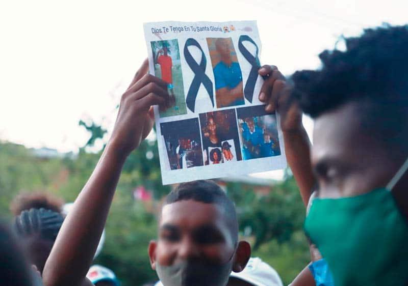 Recompensa fue vital para lograr llegar hasta los asesinos de menores de Llano Verde